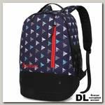 Школьный рюкзак Sun eight SE-APS-5004 Синий/Чёрный