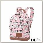 Детский рюкзак Asgard Р-5414 Овечки розовый