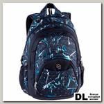 Рюкзак PULSE 2в1 TEENS BLUE SPARK
