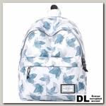 Рюкзак Mr. Ace Homme MR18A1050B02 светло-серый/синий