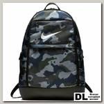 Рюкзак Nike Brasilia (Extra Large) Серо-зелёный Камуфляж