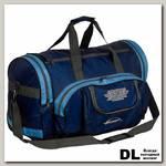 Спортивная сумка Polar П01/6 (голубой)