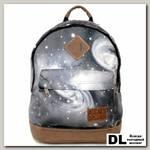 Рюкзак Asgard Космос серый Р-5437