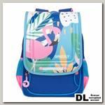 Рюкзак школьный Grizzly RAk-090-2 Синий