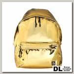 Рюкзак BRAUBERG Винтаж Сити-формат Светло-золотой