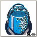 Школьный рюкзак TIGER FAMILY (ТАЙГЕР) Молния
