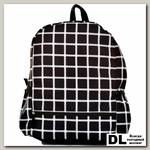 Рюкзак Mojo Pax Dot Hypno Backpack черный