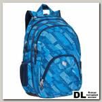 Рюкзак PULSE 2в1 TEENS BLUE PATH