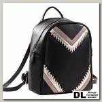 Женский рюкзак 78324 Black