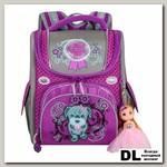 Школьный ранец Across Purple Puppy ACR18-195-17