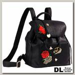 Женский рюкзак с вышивкой 74495