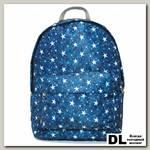 Рюкзак Asgard Звезды синие-серые Р-5137