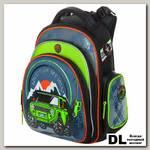 Школьный рюкзак-ранец Hummingbird TK46 Adventure Of Road