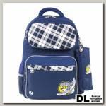 Школьный рюкзак BRAUBERG с пеналом Орел