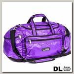 Дорожная сумка Polar П810А (фиолетовый)