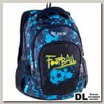 Рюкзак PULSE TEENS BLUE FOOTBALL