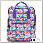 Рюкзак-сумка BRIGHT PATTERN
