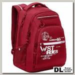 Рюкзак Grizzly RU-131-1 красный