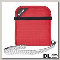 Кошелек Pacsafe RFIDsafe V100 Красный