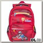 Школьный рюкзак Grizzly Cart Red Rb-732-2
