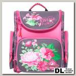 Школьный ранец Orange Bear SI-12 Flowers