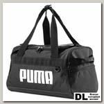 Сумка PUMA Challenger Duffel Bag XS Чёрная/Белая