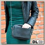 Кожаная сумка Loaf (черный)