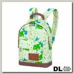 Детский рюкзак Asgard Р-5414 Коровы зеленый