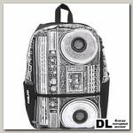 Рюкзак Mojo Pax Boombox черный