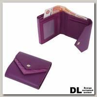 Кошелек FABRETTI 19010301Cro-10 фиолетовый
