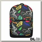 Рюкзак StrangeStory Jurassic Mix daypack