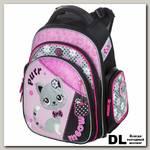 Школьный рюкзак-ранец Hummingbird TK38 Pink Kitten