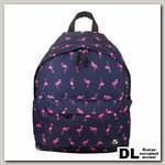 Молодёжный рюкзак BRAUBERG Сити-формат Фламинго