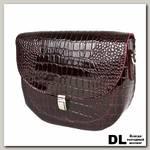 Кожаная женская сумка Carlo Gattini Amendola burgundy 8003-09