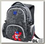 Рюкзак WINmax К-542 Черный (синяя эмблема)