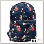 Рюкзак Bagland Молодежный 17 л Цветы