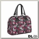 Дорожная сумка Polar П7099 Тёмно-розовый