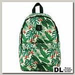 Рюкзак Zain тропики зеленый