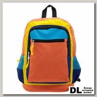 Рюкзак 3D Bags Оранжевое настроение