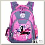 Школьный рюкзак Across Horse AC18-CH2-4
