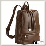 Женский рюкзак Pola 4412 коричневый