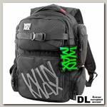 Рюкзак WINmax К-509 (серая эмблема)