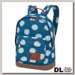 Мини рюкзак Asgard Р-5424 ДжинсГорох синий