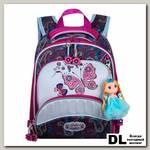 Школьный ранец Across Purple Butterflies ACR18-178-13