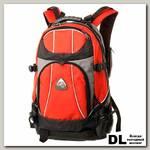 Рюкзак Asgard Р-602 Красный - Серый