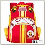 Рюкзак Grizzly RS-992-1 Красный/желтый