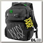 Рюкзак WINmax К-509 (зеленая эмблема)