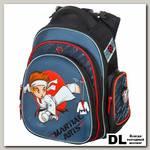 Школьный рюкзак-ранец Hummingbird TK45 Martial Arts