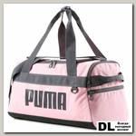 Сумка PUMA Challenger Duffel Bag XS Розовая/Серая