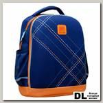 Ранец Mike&Mar 1010-03 синий/оранжевый